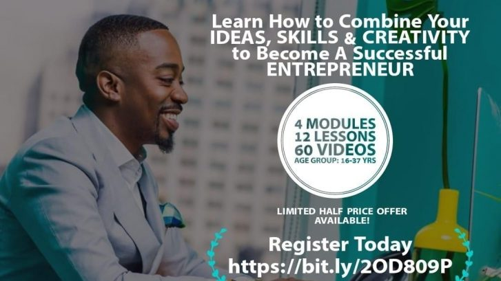 Register for the Young Entrepreneurs Academy today.